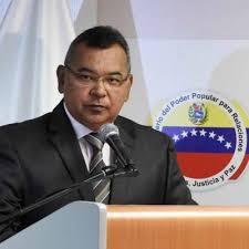 Ministro Néstor Reverol